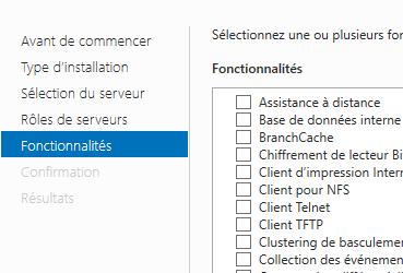 Utiliser un serveur SQL Server Express en tant que conteneur sous Windows Serveur 2016